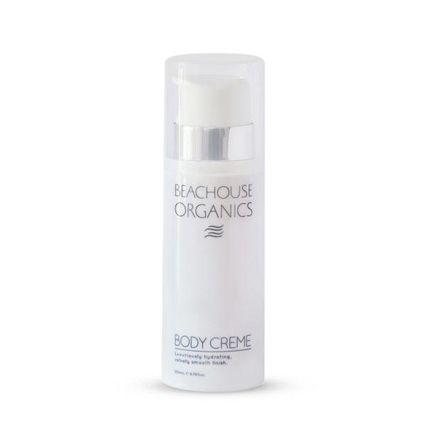natural organic body cream