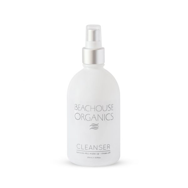 natural organic oil cleanser