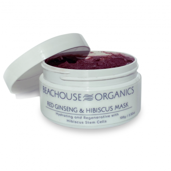 red ginseng & hibiscus mask